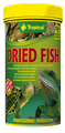 Tropical Reptilienfutter Dried Fish
